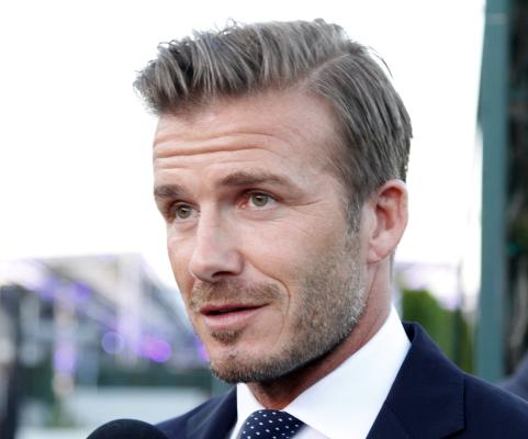 Beckham wciąż boi się Fergusona