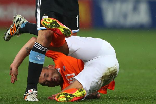 Sneijder: Każdy mecz jak finał