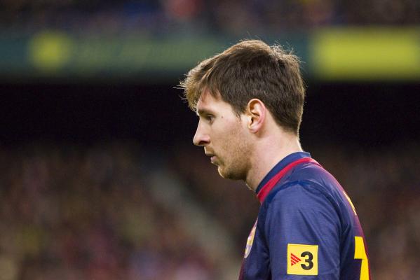 Messi oczyszczony. Więzienie dla ojca?