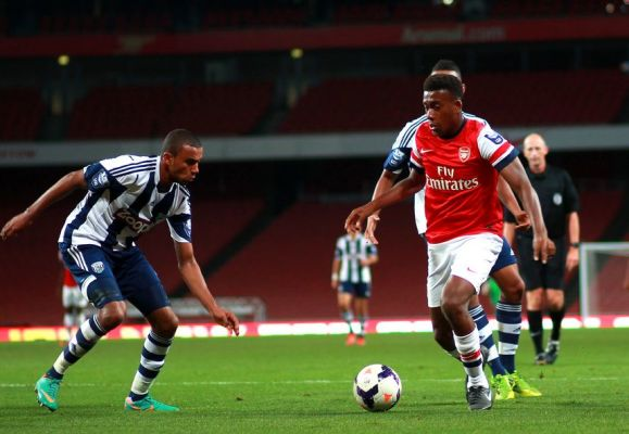 Napastnik Arsenalu z nowym kontraktem