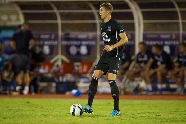 Gwiazda Evertonu wykluczona z meczów kadry