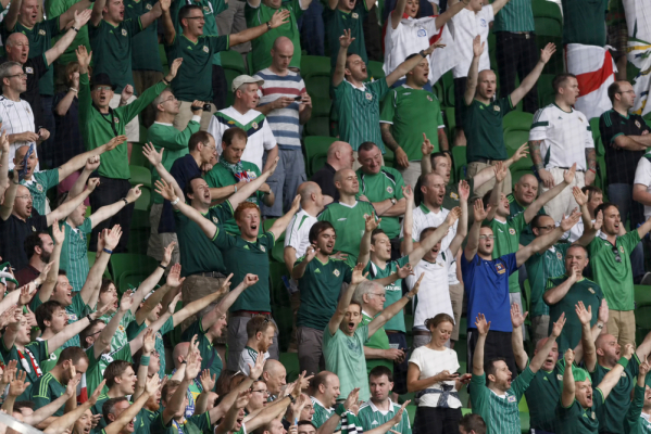 Irlandczycy z problemami przed starciem z Niemcami