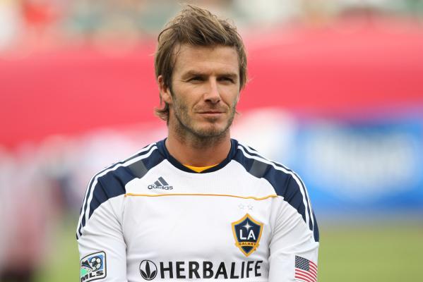 Beckham: MU nie będzie Liverpoolem