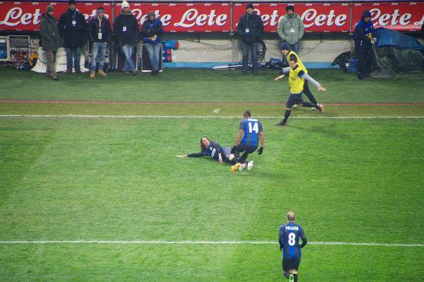 Były gracz Interu: Chciałbym grać w Leicester