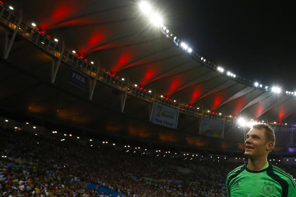 Neuer: Nie rzucę kadry po Euro 2016