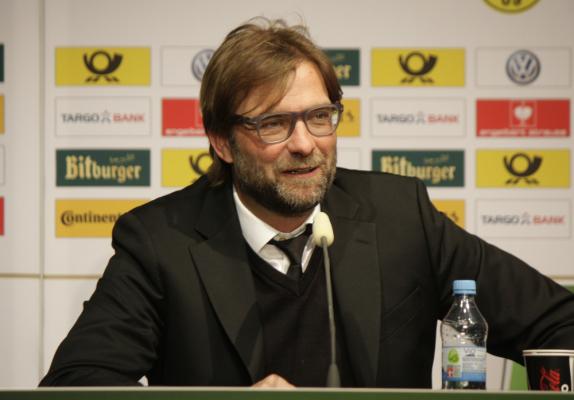 Klopp porozumiał się z Liverpoolem!