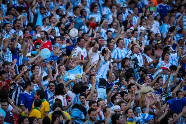 El. MŚ: Argentyna przegrała z Ekwadorem