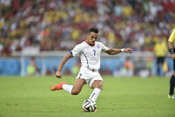 El. MŚ: Chile pokonało Brazylię