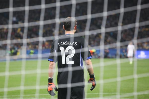 Casillas: Porto to był dobry wybór