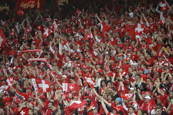 el. ME: Awans Szwajcarii, Anglia pokonała Estonię