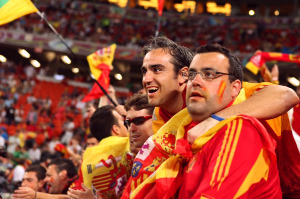 el. ME: Awans Hiszpanii, zwycięstwa Białorusi i Ukrainy