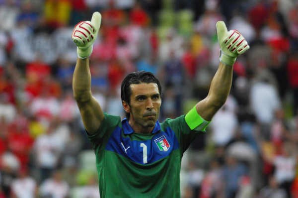 Gianluigi Buffon: Przed nami wielka szansa