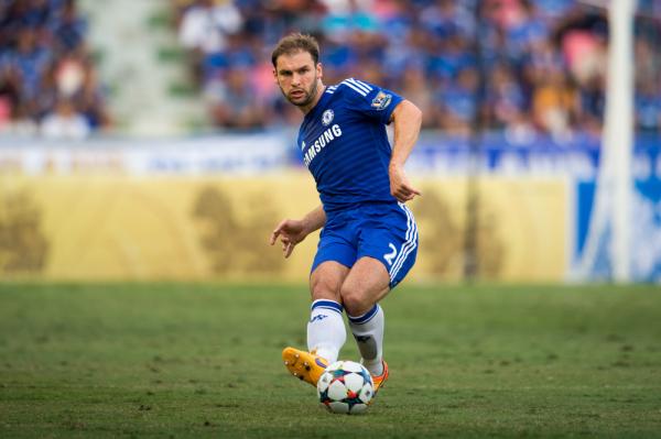 Fani Chelsea zachwyceni urazem Ivanovicia