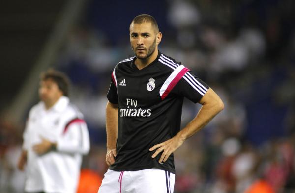 Benzema opuści trzy spotkania Realu