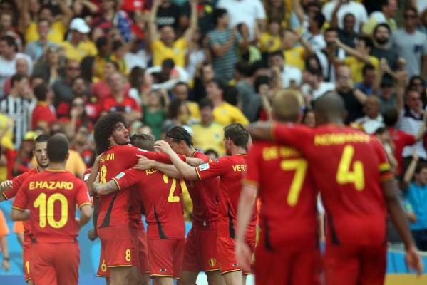 El. ME: Belgia i Walia zagrają na Euro 2016