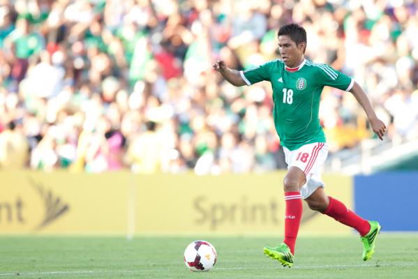 Meksyk pokonał USA i zagra w Pucharze Konfederacji