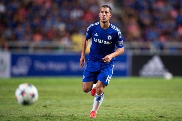 Hazard: Już nie jestem nietykalny w Chelsea