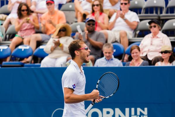 Ranking ATP: Spadek Janowicza, spory awans Majchrzaka