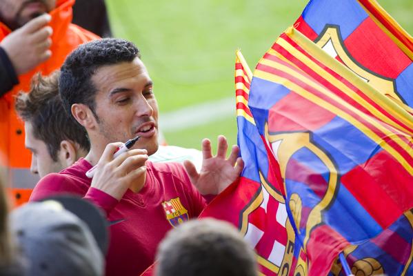 """""""Pedro powinien zostać w Barcelonie"""""""