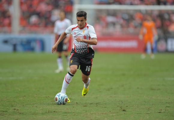 Dziewięciu piłkarzy na pierwszym treningu Kloppa, był wśród nich Coutinho