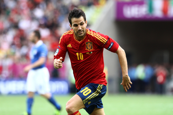 Fabregas: Chcemy znów zdobyć mistrzostwo