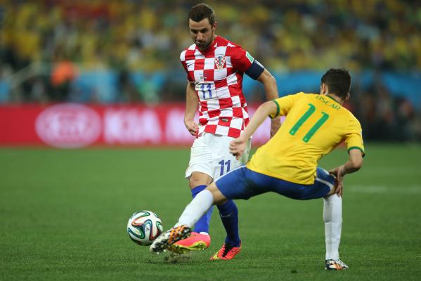 Piłkarz Chorwacji: Jesteśmy bohaterami