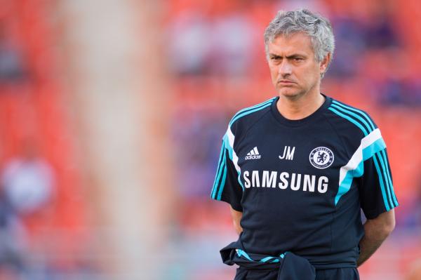 Mourinho ukarany przez FA!