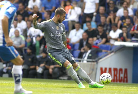 Sergio Ramos wznowił treningi