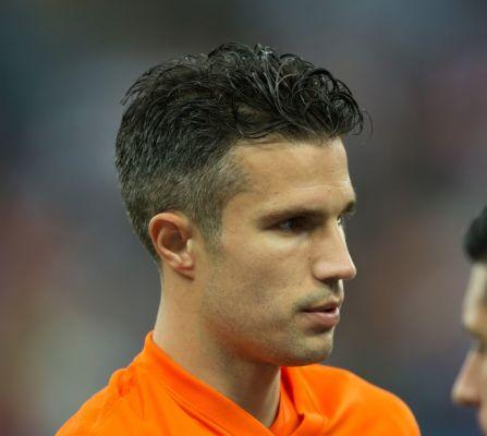 Robin van Persie wrócił do Feyenoordu Rotterdam