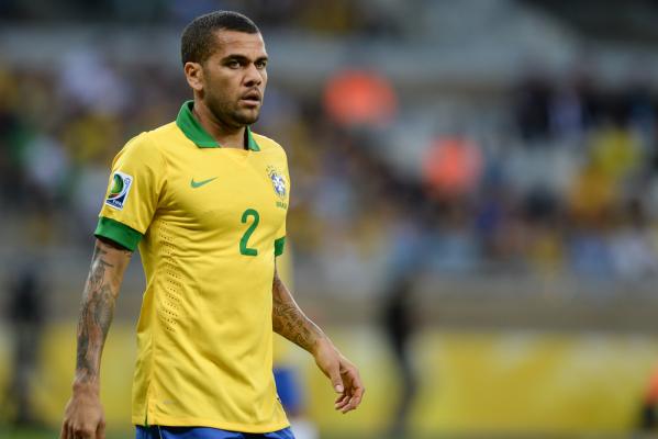 Alves: Oby Messi nie zagrał z Brazylią