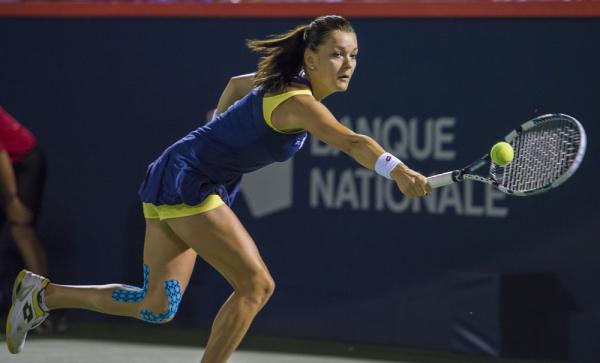 Radwańska w ćwierćfinale w Tiencinie