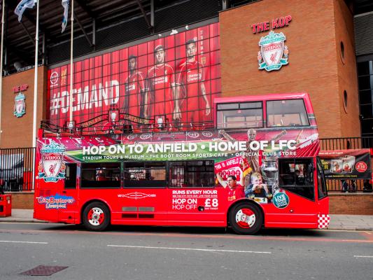 Wzmocnienie sztabu szkoleniowego Liverpoolu