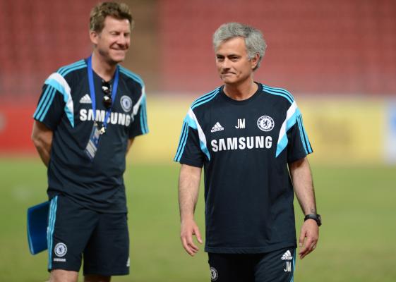 """Chelsea powinna zwolnić Jose Mourinho"""
