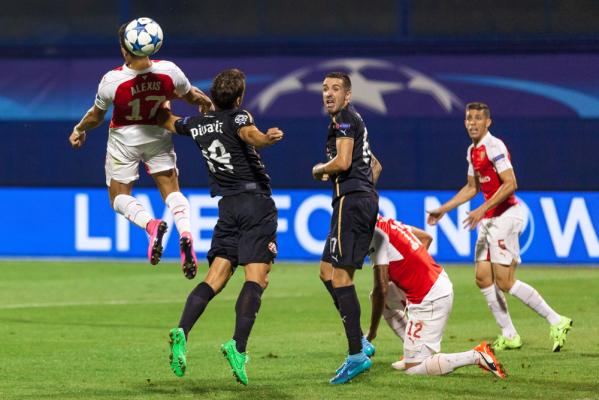 Wenger: Sanchez wrócił do formy