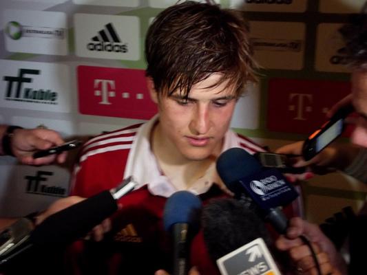 Copa del Rey: Porażka drużyny Wilka