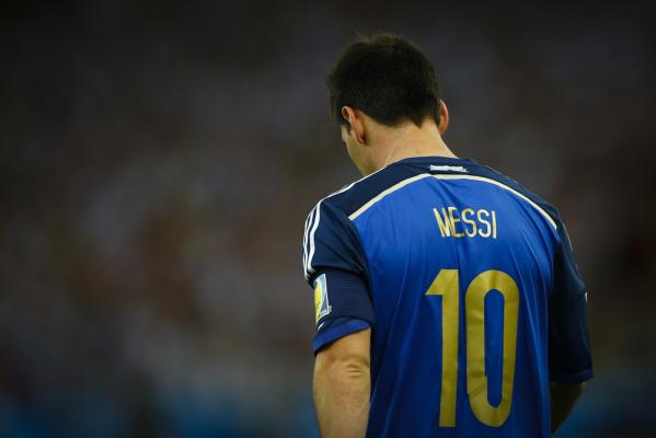 """""""Messi daje Argentynie więcej niż Maradona"""""""