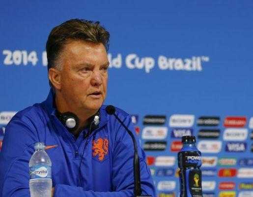 Van Gaal: To były okropne dwa tygodnie