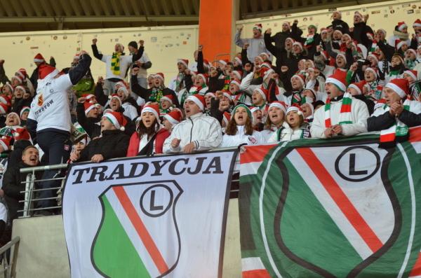 Legia zarobiła ponad 20 milionów zł w Lidze Europy