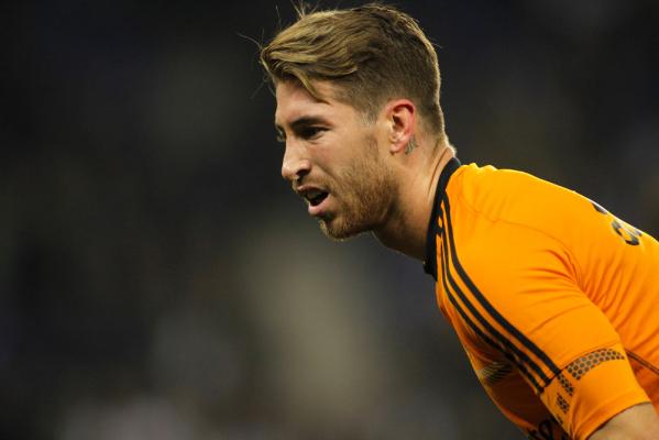 Sergio Ramos nie zagra z Levante