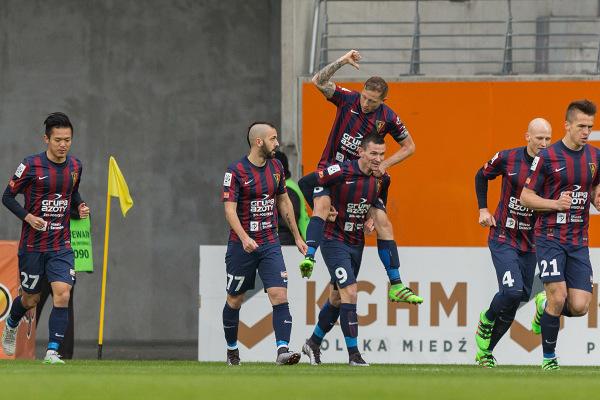Piłkarz Pogoni: Możemy wygrać z Legią