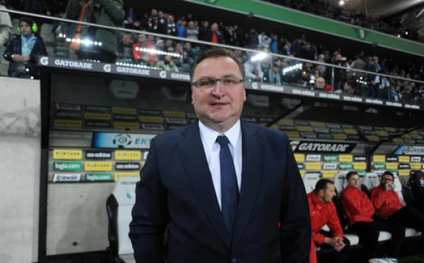Michniewicz: My i Legia przegraliśmy tyle samo razy