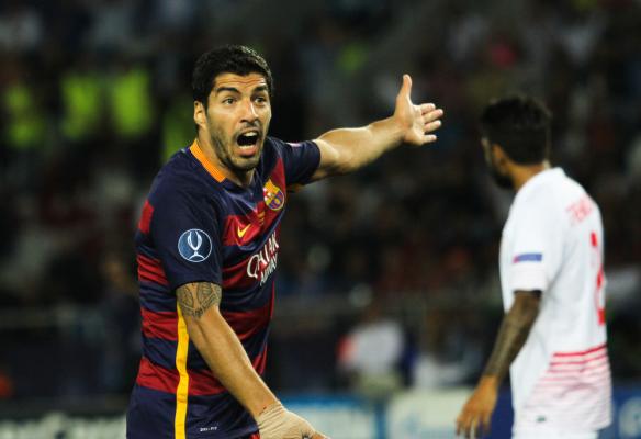 Były agent Suareza: Luis ma problem z psychiką. To łajdak!