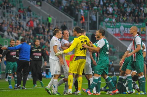 Grali Gikiewicz i Matuszczyk, Eintracht zremisował