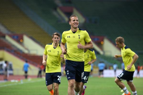 Louis van Gaal: Tottenham to nie tylko Harry Kane