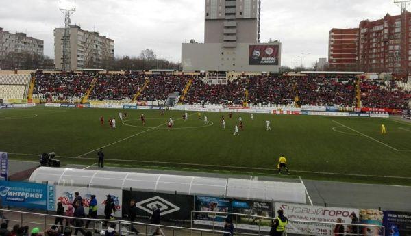 90 minut Gola, Amkar przegrał z Zenitem