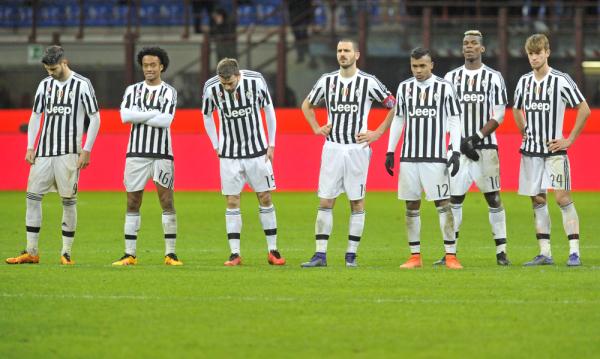 Juventus wygrał z Milanem na wyjeździe