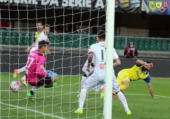 Serie A: Chievo pokonało Carpi
