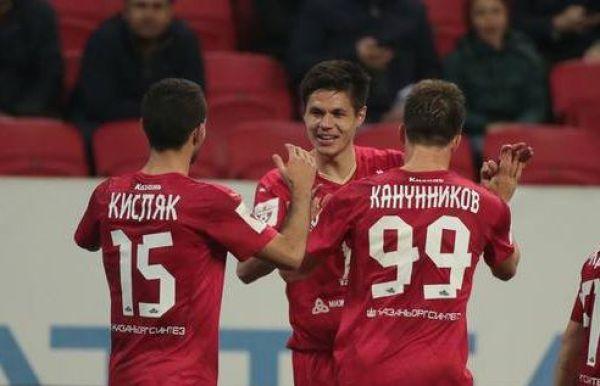 Rosja: Dynamo przegrało w Kazaniu