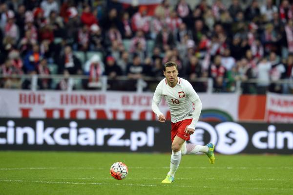 Cały mecz Krychowiaka, Sevilla przegrała z Valencią