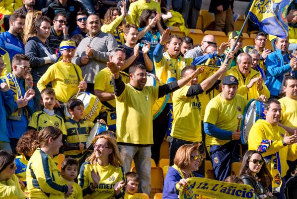 Siedemnaste zwycięstwo Villarreal w lidze